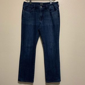 Buffalo David Britton Hope mid rise stretch jeans
